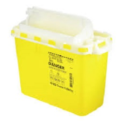 Sharps Containers and Waste Bags
